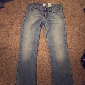 Vintage Lucky Jeans Bootcut size 6